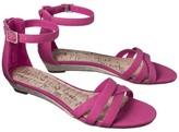 Merona Women's Tori Ankle Strap Wedge Sandal - Assorted Colors