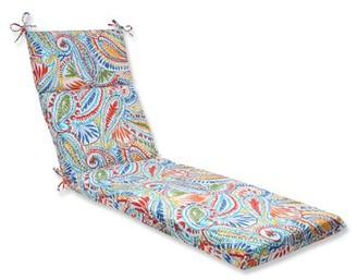 Red Barrel Studioâ® Toshia Indoor/Outdoor Chaise Lounge Cushion Red Barrel StudioA