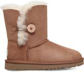 UGG Bailey Button sheepskin boots 6-9 years