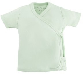 Under the Nile Baby Organic Cotton Side-Snap T-Shirt
