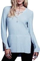 Free People Women's Crisscross Sweater
