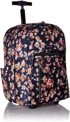 Vera Bradley Women's Lighten Up Large Rolling Backpack