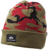 Alpha Industries Xfit Hat Mottled Green