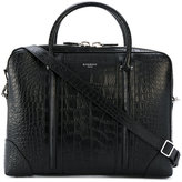 Givenchy Lucrezia embossed briefcase