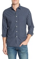 Grayers 'Oldfield' Trim Fit Plaid Sport Shirt