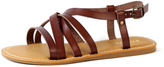 Bamboo Angel City Sandal