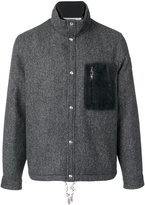 Moncler Gamme Bleu chest pocket jacket