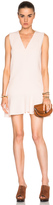 See by Chloe V-Neck Mini Dress