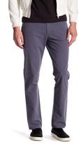 Kenneth Cole New York Straight Leg Plaid Pant