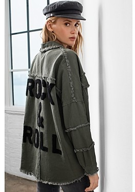 Elan International Rock & Roll Jacket
