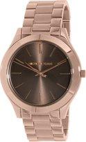 Michael Kors Women's Runway MK3181 Rose Stainless-Steel Quartz Watch