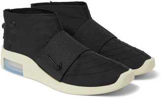 Nike + Fear Of God Air 1 Moccasin Ripstop Sneakers