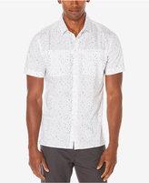 Perry Ellis Men's Big & Tall Flying Arrow Print Shirt, A Macy's Exclusive Style