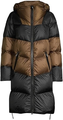 Post Card Urban Snowdon Puffer Coat