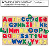 Melissa & Doug Kids Toy, Upper and Lowercase Alphabet Puzzle