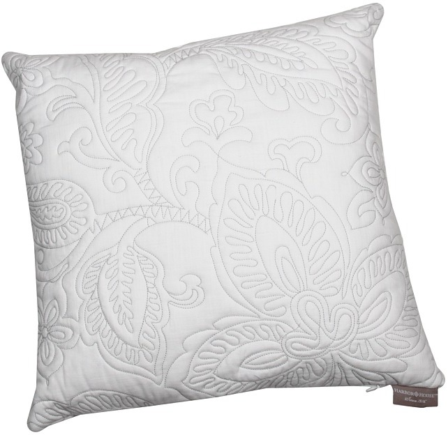 Harbor House - Lynnwood - Square Pillow (Off White) - Home