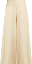The Row Ellery wide-leg woven trousers