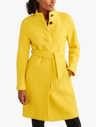 Boden Cartwright Wool Blend Coat