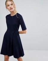 Whistles Jersey Flippy Dress