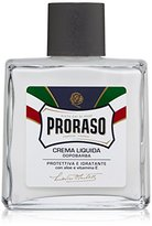 Marvis Proraso After Shave Balm, Protective and Moisturizing, 3.4 fl oz (100 ml)