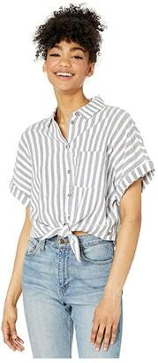 Roxy Full Time Dream (Mood Indigo Lagos Stripes) Women's Clothing