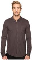 Mod-o-doc Moonlight Long Sleeve Button Down Shirt