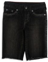 True Religion Boys' Geno Denim Shorts - Little Kid