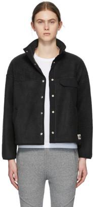 The North Face Black Cragmont Jacket