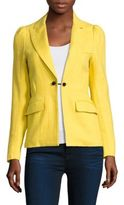 Smythe Mildred Peak Lapel Blazer