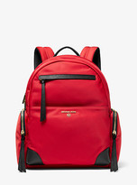Michael Kors Prescott Large Nylon Gabardine Backpack