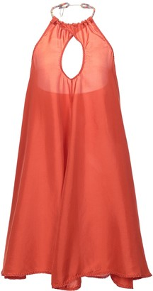 GRAZIA'LLIANI SOON Short dresses