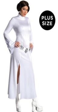 BuySeasons Women's Princess Leia Plus Costume