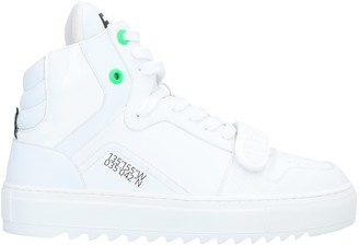 F_WD F WD High-tops & sneakers