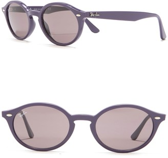 Ray-Ban 51mm Oval Sunglasses