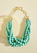 Gen3 Jewels Burst Your Bauble Necklace in Aqua