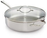 Tools of the Trade 6-Qt. Sauté Pan with Lid, Created for Macy's