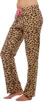 Alki'i Warm Winter Fleece Lounge Pajama bottom pants -M