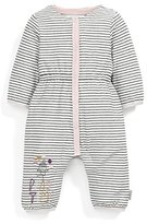 Mamas and Papas Baby Girls' Yds Romper,0-3 Months