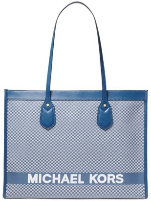 MICHAEL Michael Kors Large Bay Canvas Tote