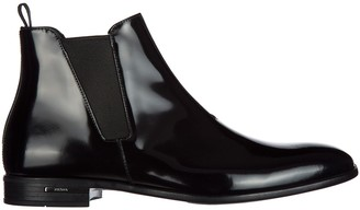 Prada Slip-On Ankle Boots