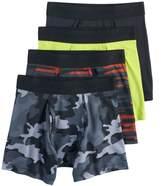 Tek Gear Boys 8-20 4-pk Performance Underwear