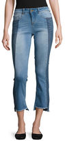 William Rast Two-Tone Cropped Jeans