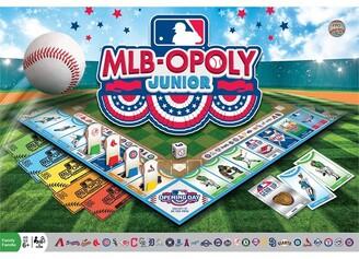 MLB-Opoly Junior Boardgame Baseball