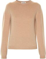Jil Sander Round-neck long-sleeved sweater