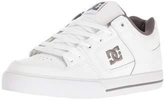 DC Pure - Leather Shoes for Men - Shoes - Men - EU 40.5 - White