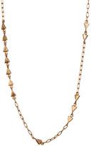 Melinda Maria Mini Pyramid Station Necklace