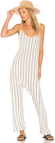 Boys + Arrows Laid Back Lenny Jumpsuit in Ivory. - size M/L (also in )