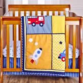 Dream On Me On The Go 3-Piece Reversible Portable Crib Set