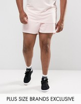 Puma Plus Retro Mesh Shorts In Pink Exclusive To Asos 57590106