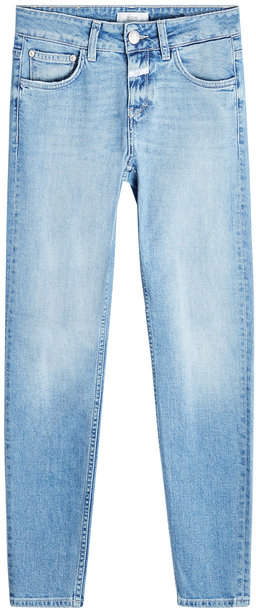 Closed Skinny Cropped Jeans